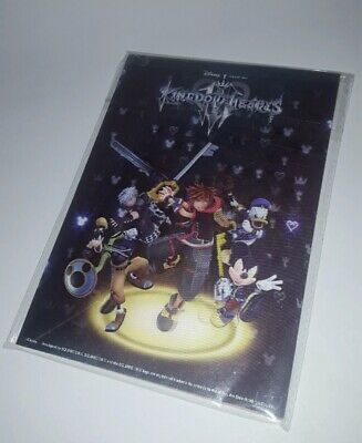 UK SELLER Kingdom Hearts III Ultimania Game Strategy Guide Art Book Collector 3