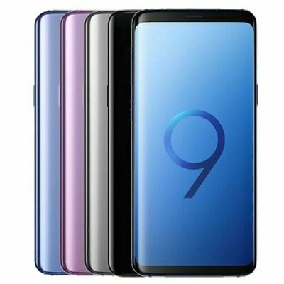 New Samsung Galaxy S9 SM-G960U 64GB Verizon AT&T T-Mobile Unlocked Smartphone