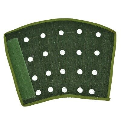 Thickened Green Anti-cutting Sleeve Steel Tape + Denim Arm Sleeve Protector