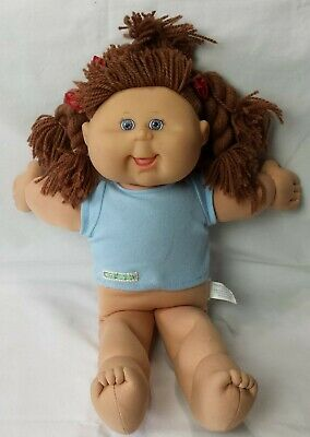 Cabbage Patch Kids Christmas Ornament Girl Angel 1983