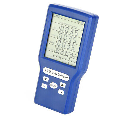 Gas Leakage Monitor Multifunctional High Sensitivity Gas Detector Factory