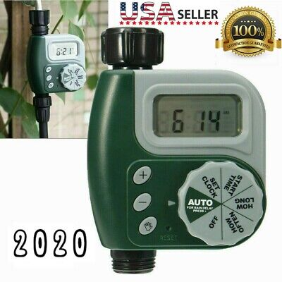 Automatic Garden Tap Irrigation Water Timer Unit Digital Faucet Time Controller