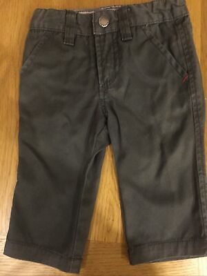Designer Polarn O. Pyret Baby Boys Trousers size 4-6 months