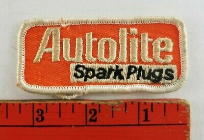 BOSCH SPARK PLUGS Advertising Car Auto Related 00DP Uniform Patch
