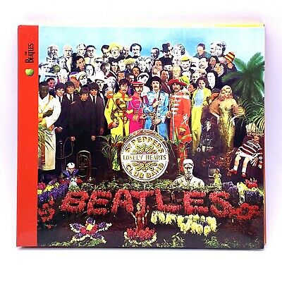 The Beatles Sgt Peppers Lonely Hearts Club Band 2009 CD Album Remaster Edition
