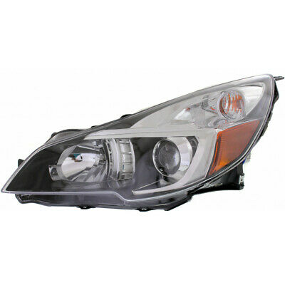 For Subaru Legacy/Outback Headlight 2013 2014 Driver Side Halogen SU2502141