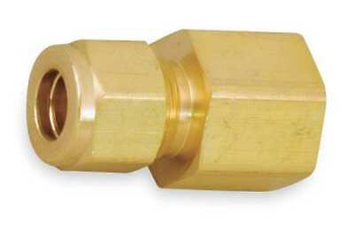 Nylon 3//8in Parker N6NS Nut and Spacer Comp