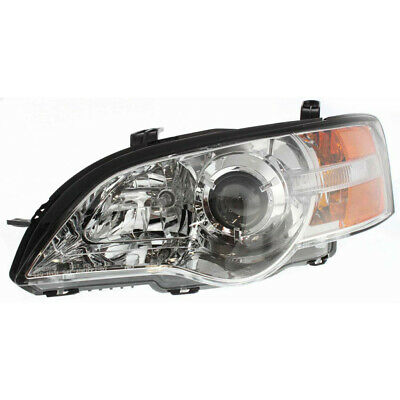 For Subaru Legacy/Outback Headlight 2006 2007 Driver Side Halogen SU2502123