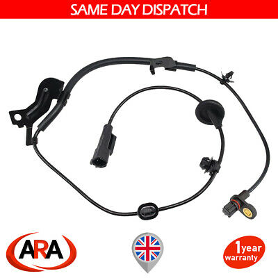 ABS WHEEL SPEED SENSOR REAR LEFT ABS 30977 P NEW OE REPLACEMENT