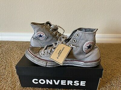 CONVERSE CHUCK TAYLOR All Stars-Limited Edition Smoke Canvas High ...