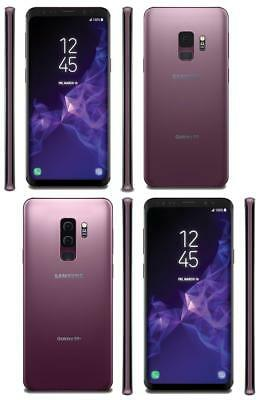 Samsung Galaxy S9+ Plus G965U GSM Unlocked Boost T-Mobile Straight Talk Verizon