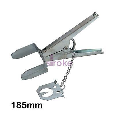 Scissor Mole Trap 185mm Pest Rodent Control Repel Strong Fast Efficient