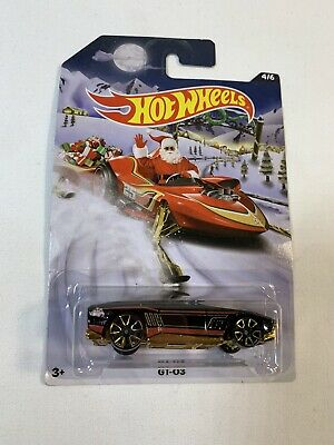 Hot Wheels Holiday Hot Rods GT-03 4//6