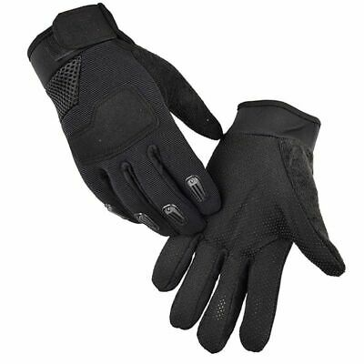 Training Gloves Hunting Tactical Military Sniper Outdoor Sports Cycling Olive UK