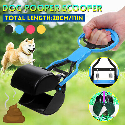 Dog Pooper Scooper Portable for Pets and Cats Heavy Duty Waste Pickup