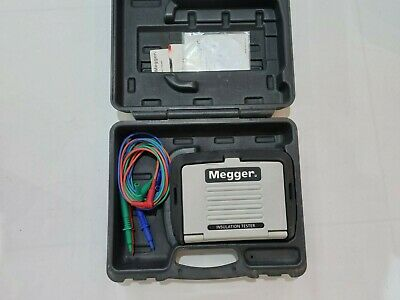 Megger MIT300 Insulation and Resistance Tester in Excellent Condition