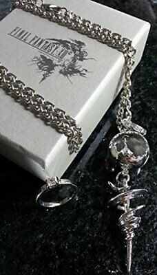 Farron necklace and wedding ring of Final Fantasy Xiii Serah