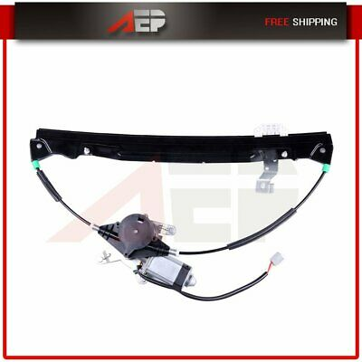 Power Window Regulator  with Motor for 1997-2004 Chevy Corvette Front Right