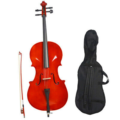 Cushy Cello Glider with Wheels 3//4 Size