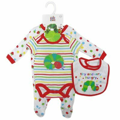 Hungry Caterpillar Name Baby Vest Funny World Book Day Reading Outfit Gift