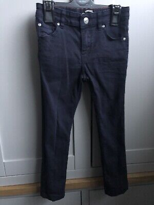 H&M boys skinny dark blue  jeans 3-4 years excellent condition worn twice