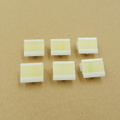 6Pcs Long Life Stripper Pad Fit For Duplo DP C100 C105 C110 C115 C120 C125