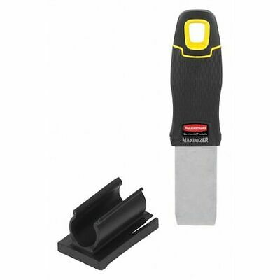 "Rubbermaid 2018822 Replacement Scraper Blade,1"" W,Black"