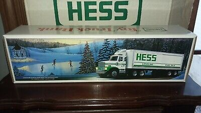 RARE FIND!!!!1987 hess gold tanks an grill  China  !!!!!
