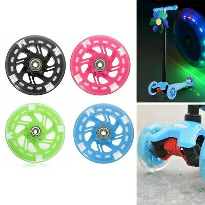 Rear Wheel Flash Flashing Lights Back ABED 12*2cm For Micro Scooter High quality