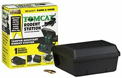 Motomco Tomcat Mouse and Rat Rodent Station