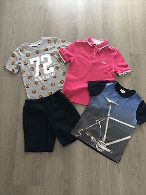 Boys Age 4-6 years old, Designer Clothing Summer Clothing Bundle,paul Smith,boss