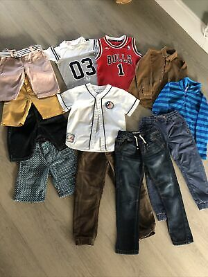Boys Clothing Bundle,Age 5years, includes Adidas,Next,jasper Conran.
