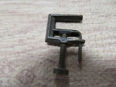 Small Metal Sewing Clamp Approx. 2.5in By 1.25in S398