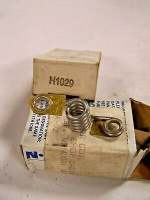 2) New Eaton Cutler Hammer H1029 Overload Relay Heater Element Lot Of 2