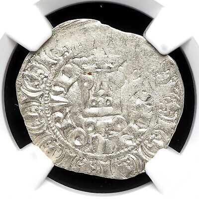 FRANCE. Philip VI, 1328-1350, Silver Gros Tournois, NGC MS63