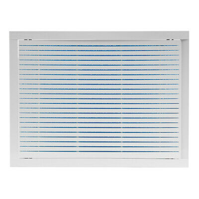 Ventilation Access Panel 400mm x 300mm with Filter Plastic Inspection Door Hatch