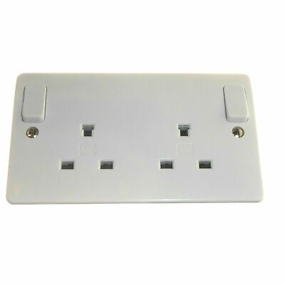 K1246 WHI 13a 2g Non-standard Swd Socket With Outboard Rockers MK  Logic Plus