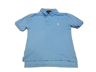 Boys Blue POLO Ralph Lauren Polo Shirt S (8)