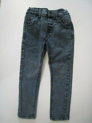 """Next Boys """"Cool Little Dude"""" Smart Jeans Trousers - 2-3 Years - Elasticated"""