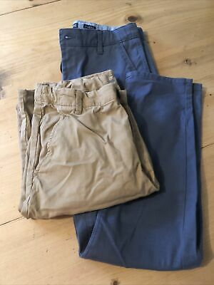 H&M Boys Chino Shorts And Trousers, Age 11-12yrs