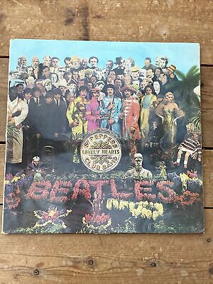 The Beatles Sgt Peppers Lonely Hearts Club Band Lp Vinyl