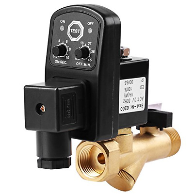 Automatic Drain Valve G1/2 DN15 Automatic Electronic Timed Drain Valve for Air