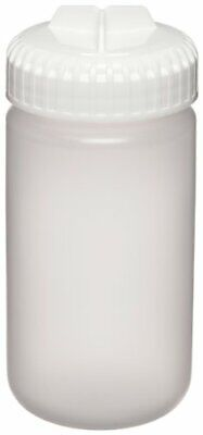 Nalgene 3141-0250 Polypropylene Copolymer 250mL Centrifuge Bottle with Polypr...