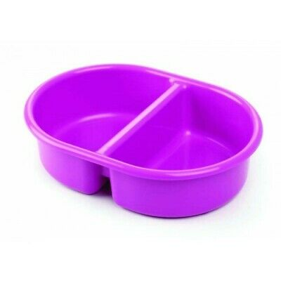 The Neat Nursery Co. Oval Top 'N' Tail Bowl Pink