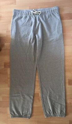 New Debenhams Maine Grey Size Medium Tracksuit Jogging Bottoms Trousers