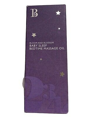 Bloom And Blossom Baby Sleep Bedtime Massage Oil