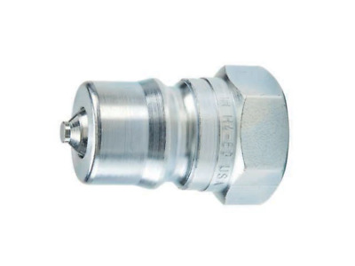 "Parker H4-63 Series 60 Female Pipe Coupler Nipple 1/2"" - 14"