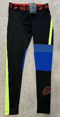 NEW Mens Nike Pro Clash Dri-Fit Tights Gym Running Sports Beach Ltd Edtn SMALL S