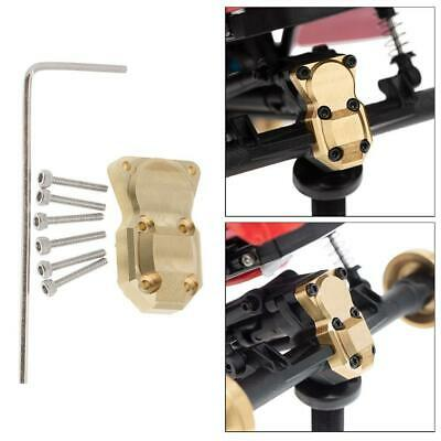 Hot Racing 15g Brass Diff Cover Axial SCX24 SXTF12CH