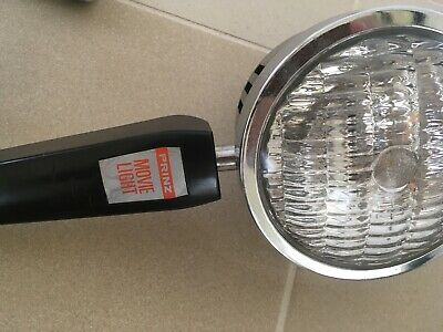 for your photo studio: Movie light incl. 650 W lamp, made in AU